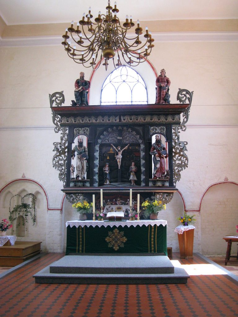 Altar Krakow