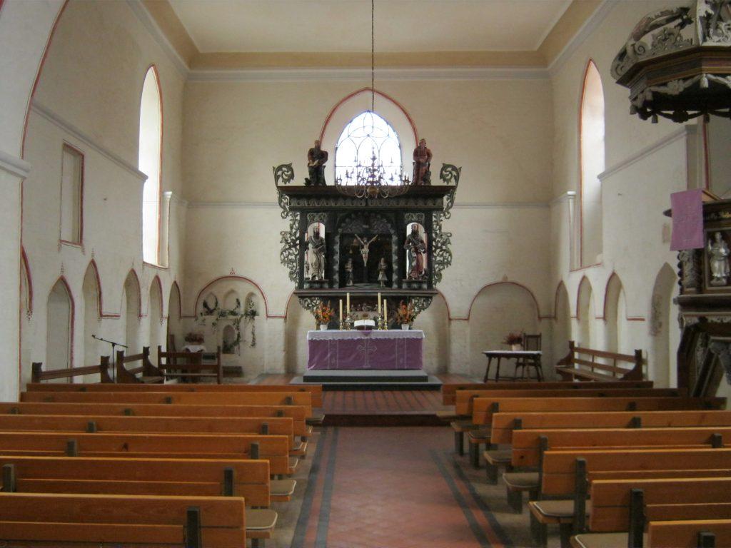 Kirche Krakow nach Osten