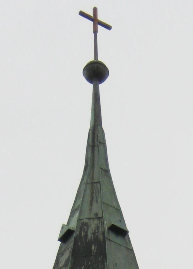 Kreuz Kirchturm