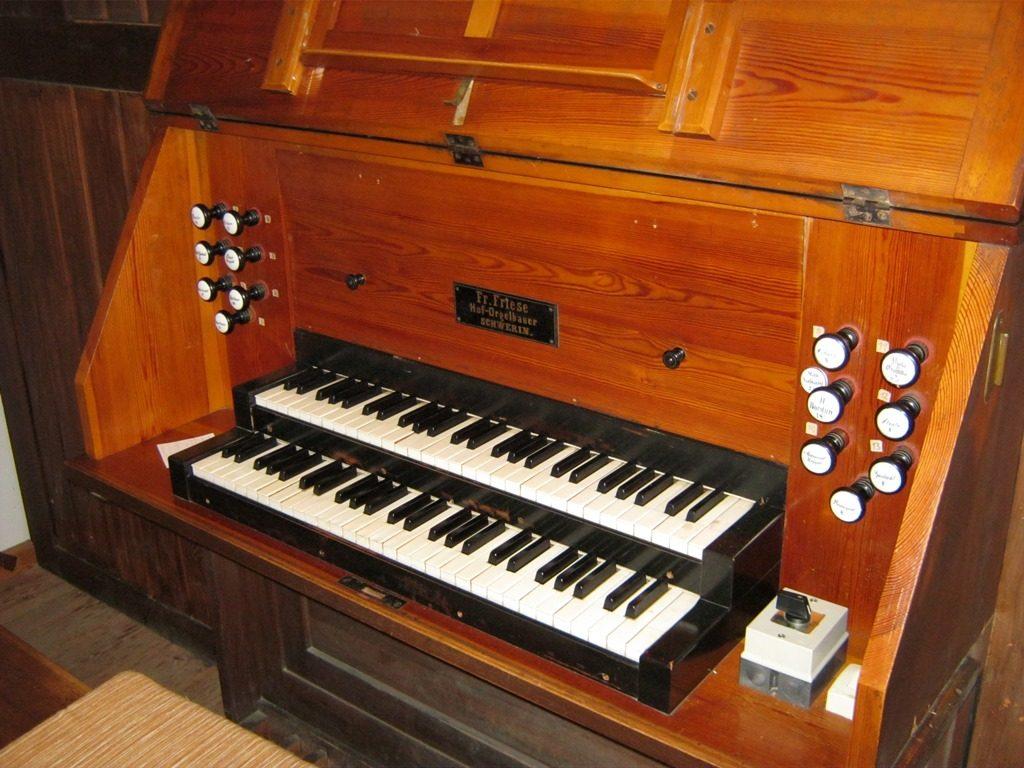 Orgel Krakow