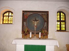 Altar in Alt Sammit